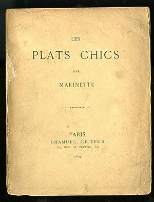 Les Plats Chics: Marinette