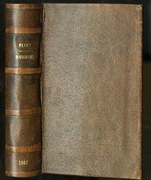 Il Libro De Gli Huomini Illustri.Le Vite: Gaius Plinius Caecilius