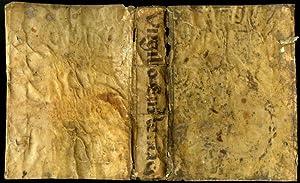 Las Obras de Publio Virgilio Maron. Traduzido: Virgil; Lopez, Diego