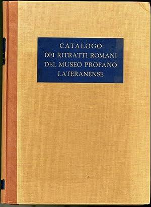 Catalogo dei ritratti Romani del Museo Profano: Giuliano Antonio