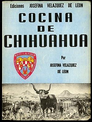 Cocina de Chihuahua: Velázquez de León