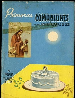 Primeras Comuniones: Velázquez de León