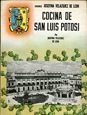 Cocina de San Luis Potosi: Velázquez de León