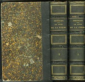 Le Livre Ferme Et Des Maisons Campagne Ancien Ou D