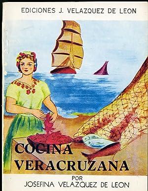 Cocina Veracruzana: Velázquez de León