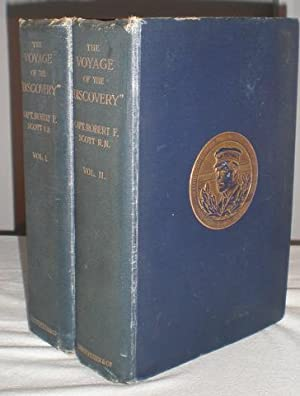 The Voyage of The 'Discovery'.: SCOTT, Robert F.
