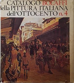 Catalogo Bolaffi della Pittura Italiana dell Ottocento n.: BOLAFFI - PITTURA