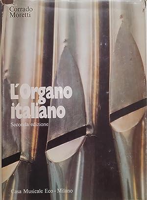 L'Organo Italiano.: MORETTI, Corrado