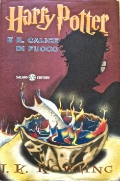 Harry Potter e il calice di fuoco.