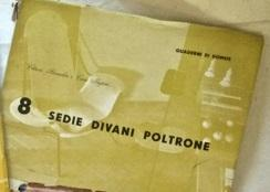 Sedie Divani Poltrone. Quaderni di Domus.: BORACHIA, Vittorio -