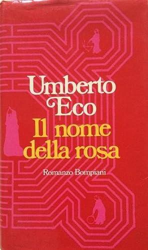 Il nome della rosa.: ECO, Umberto