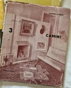 Camini. Quaderni di Domus.: TAVAROTTO, Mario (DOMUS