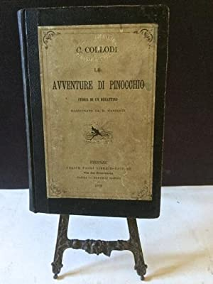 Le avventure di Pinocchio storia di un: COLLODI, Carlo (PINOCCHIO)