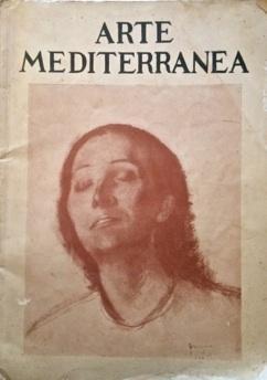 ARTE MEDITERRANEA (firma autografa di Ardengo Soffici).: ARTE MEDITERRANEA