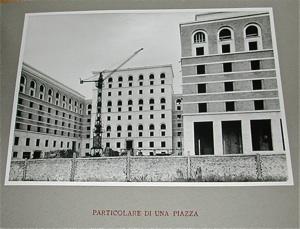 Ditta Federici e Igliori - Roma. Elegante album con fotografie originali dello Studio Vasari di ...