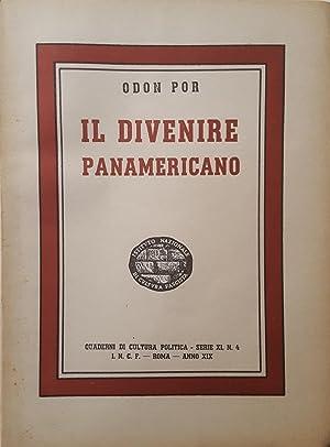 Il divenire panamericano.: POR, Odon
