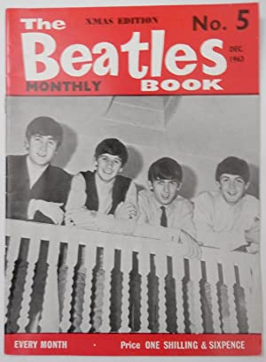 THE BEATLES BOOK MONTHLY No. 5, DECEMBER: Editor JOHNNY DEAN
