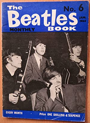THE BEATLES BOOK MONTHLY No. 6, JANUARY: Editor JOHNNY DEAN