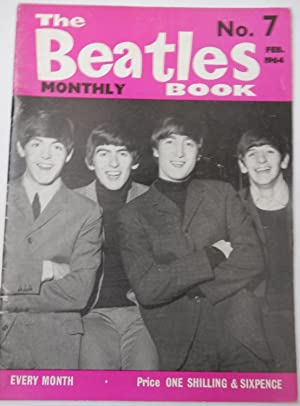 THE BEATLES BOOK MONTHLY No. 7, FEBRUARY: Editor JOHNNY DEAN