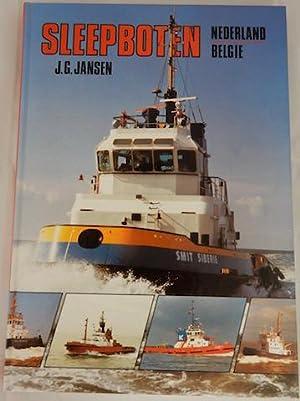 SLEEPBOTEN Nederland Belgie: J G JANSEN