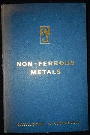 NON-FERROUS METALS CATALOGUE & HANDBOOK: for the Aluminium