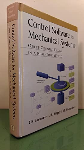 Control Software for Mechanical Systems - Hardcover