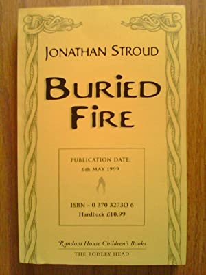 Buried Fire - signed proof copy