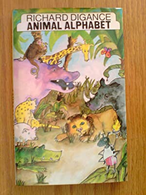 Animal Alphabet - signed first