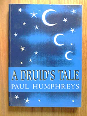 A Druid's Tale - signed pbo
