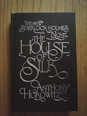 The House of Silk - leather bound, signed, lettered C of A-Z for private distribution