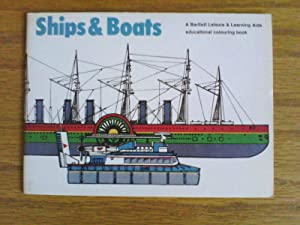 Ships & Boats (A Bartlett Leisure and Learning Aids educational colouring book)