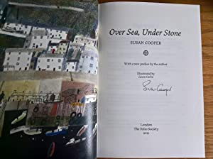 Over Sea, Under Stone - signed Folio edition (Dark is Rising Sequence)