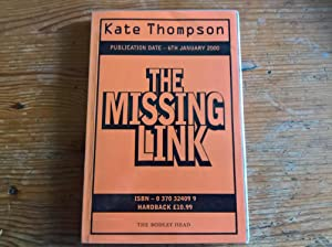 The Missing Link - UK proof copy