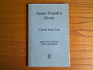 Anne Frank's Story - proof copy