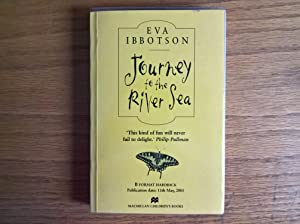 Journey to the River Sea - proof: Ibbotson, Eva