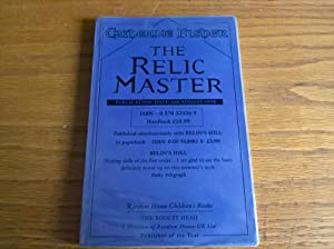 The Relic Master - proof copy