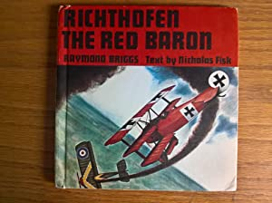 Richthofen, the Red Baron - first edition