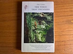 The Voice That Thunders - signed first edition pbo