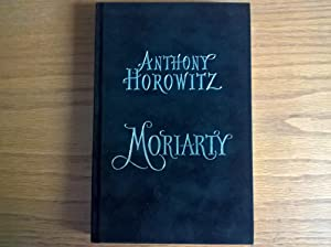 Moriarty - signed and numbered hardback proof