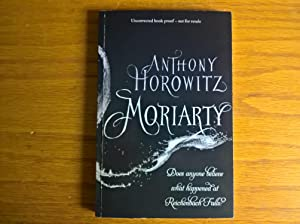 Moriarty - proof copy