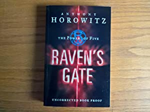 Raven's Gate - proof copy