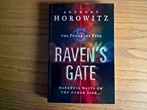 Raven's Gate - signed first edition pbo