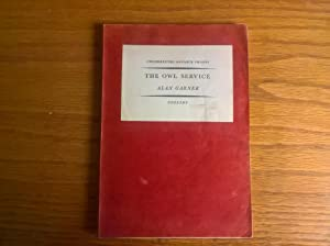 The Owl Service - uncorrected advance proof