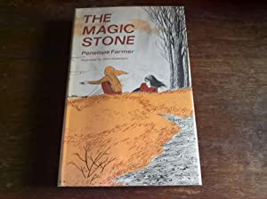The Magic Stone - true UK first, not ex-library