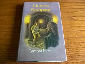 Lioness Rampant (The Song of the Lioness) - first UK edition