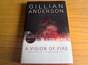 A Vision of Fire - signed first edition