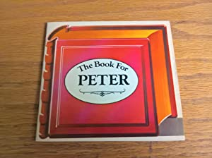 The Book for Peter [includes Peter Sellers]
