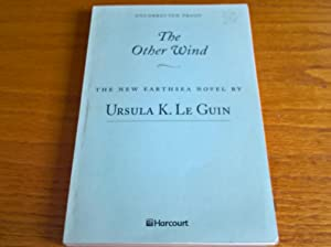 The Other Wind (Earthsea) - US proof copy