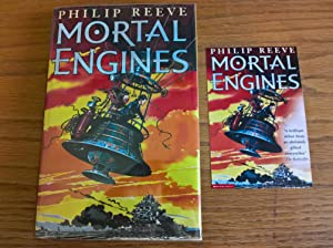 Mortal Engines - signed first edition, first printing