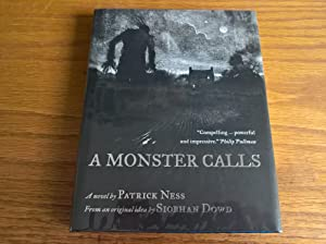 A Monster Calls - signed first edition
